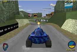 坦克赛车图1
