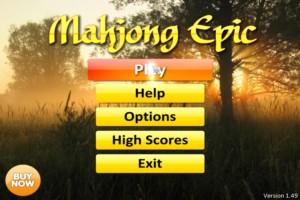 Mahjong Epic图1