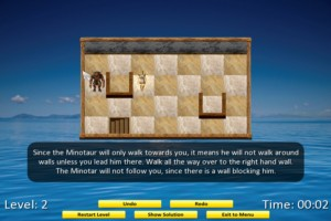 Theseus and the Minotaur图1
