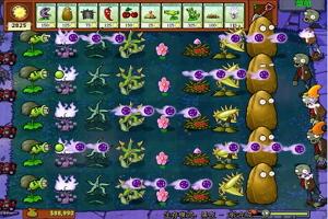 植物大战僵尸 魔幻版图1