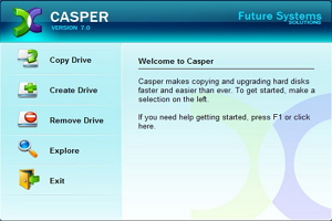 Casper图1
