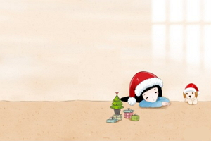 温暖圣诞图1