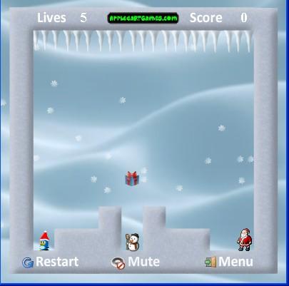 圣诞企鹅冒险图1