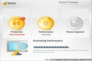 Norton PC Checkup图1