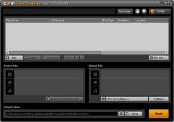 GOM Video Converter图1