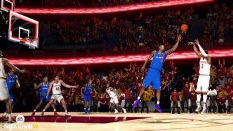 NBA 2K14图1