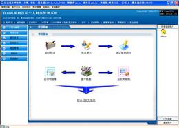 自由风财务软件个人版图1