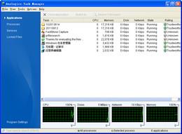Auslogics Task Manager 2.0图1
