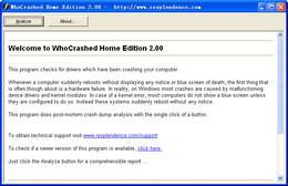 WhoCrashed 5.01图1