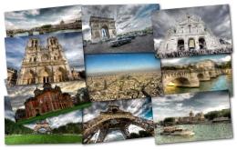 壁纸精选:走遍巴黎图1