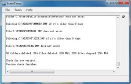 EraseTemp 3.5.1.11图1
