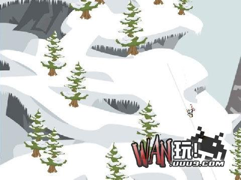 线条滑雪2图1