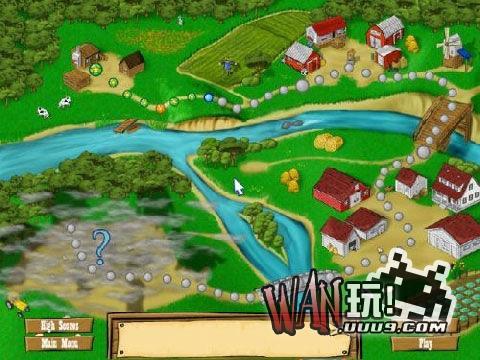 田园牧场图1