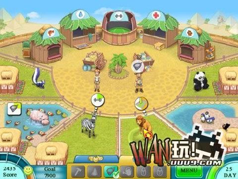 珍妮的动物园图1