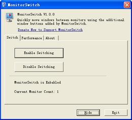 MonitorSwitch 1.0图1