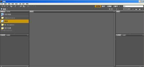 Adobe Bridge图1