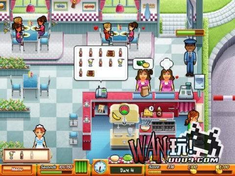 美味餐厅4图1