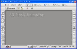 3D Flash Animator图1