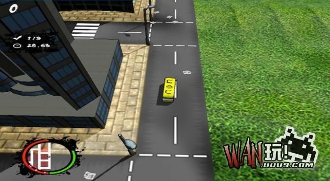 城市巴士图1