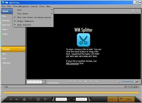 WMSplitter 2.2.1404.9图1