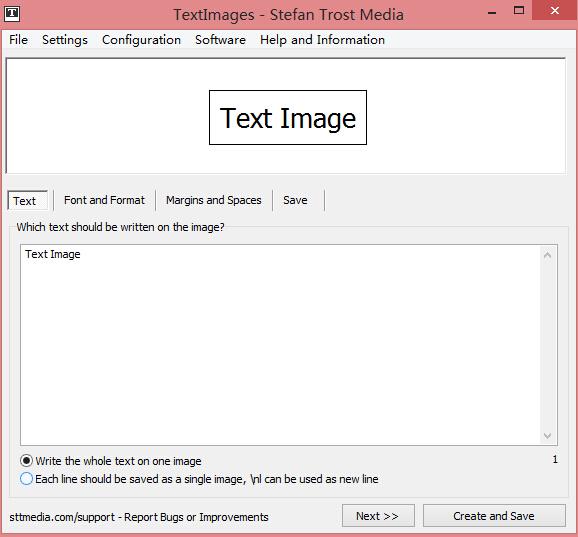 TextImages 1.0图1