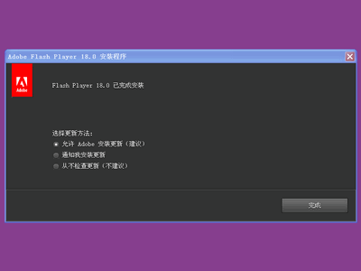 Adobe Flash Player for IE图3