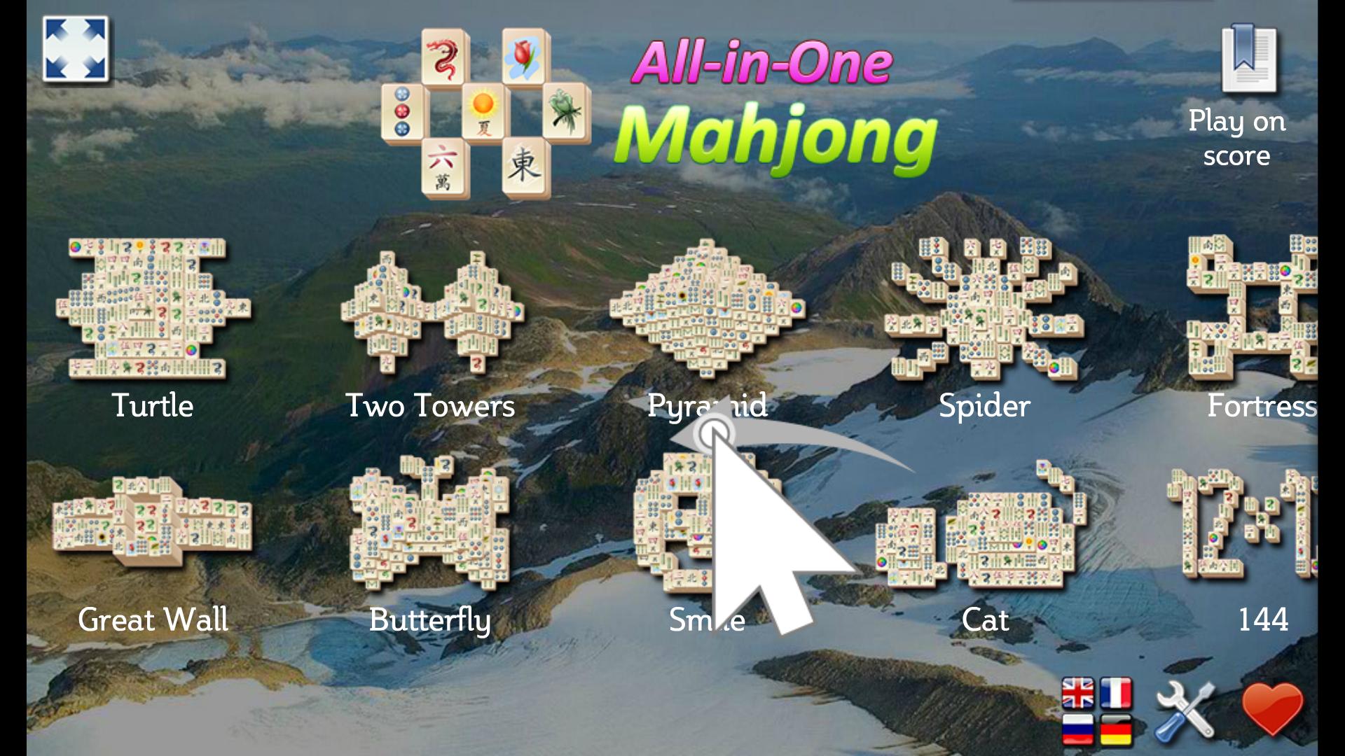 All-in-One Mahjong图1