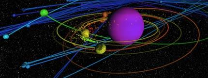 宇宙沙盘图1